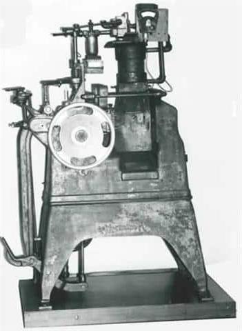 CWM的原始Kipp机器