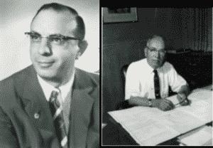 CWM创始人沃尔特Treiber老. 和圣Gullo
