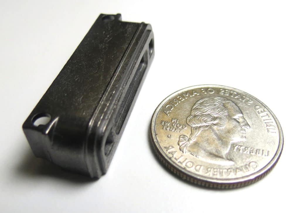 迷你锌压铸,进入手持式条形码扫描仪.