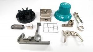 微型锌压铸产品