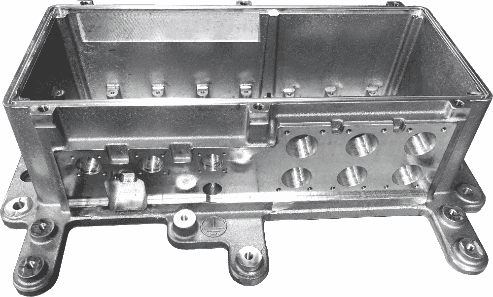 CWM型砂铸造实例