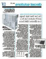 压铸散热器可以是一个性价比高的OEM选择