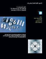 CWM微型压铸能力简介,规格,合金数据
