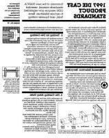 NADCA:产品标准手册概述